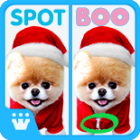 Boo & Friends Spot Differences