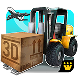 Airport Cargo Parking 3D