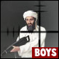 Kill Osama Bin Laden Game - Boys Games