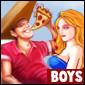 California Pizza Entrega Juego - Car Games
