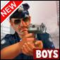 NYPD Crime Control Game - Boys Games
