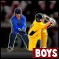 India Vs Australia Game - Cricket Games