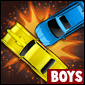 Traffic Frenzy Game - Boys Games