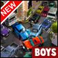 Traffic Frenzy: Rome Game - Car Games