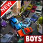 Traffic Frenzy: Rome Game - Car Games