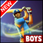 Críquete Desafio Super-Senas Game - Cricket Games