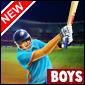 T20 Süper Eylem Game - Cricket Games