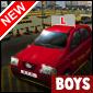 Driving License Test 3D Game - Car Games