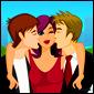 Erkek Arkadaşı Dolandırıcı Oyunlar  - Kissing Games