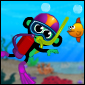 Oester Vissen Game - Kids Games