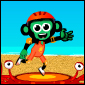 Banaan Haast Game - Kids Games