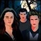 Twilight Dreieck Spiel - Romance Games