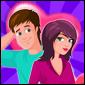 Besar Tu Valentín Juego - Kissing Games