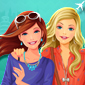 High School Fashion Holiday - Season 1 Game - Dress-Up Games