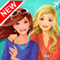 High School Fashion Holiday - Season 3 Game - Dress-Up Games