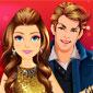 BFF Alta Stagione Scuola Di Amore Di San Valentino Speciale Game - Dress-Up Games