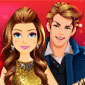 BFF High School Season Of Love Valentine Special Game - Dress-Up Games