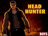 Глава Хантер Game - Рекс является идеальным убийцей. Он получает вас убить, и их головы!