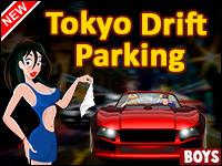 Tokyo Drift Otopark Game - Car Games