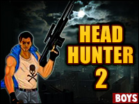 Head Hunter 2 Game - Boys Games