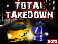 Total Takedown Game - Boys Games
