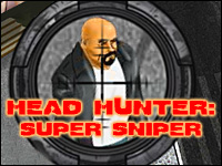 Head Hunter: Super Sniper Game - Boys Games