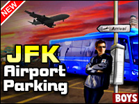 JFK Airport Parking Game - Car Games