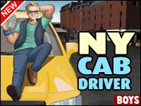 NY Cab Driver Game - Car Games