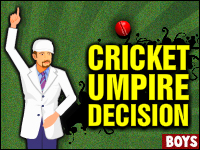 Cricket Umpire De…