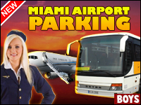 Miami Airport Parking Game - Car Games