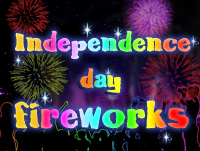 Independence Day Fireworks Game - Arcade Games