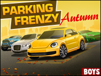 Parking Frenzy: Autumn - Car Games