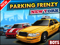 Aparcamiento Frenesí: New York Game - Car Games