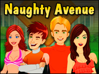 Avenue Cattivo Game - Naughty Games