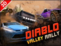 Diablo Valley Rally Game - Car Games