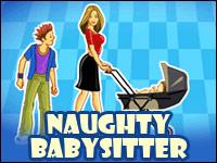 Naughty Babysitter Game - Naughty Games