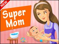 Super Mom Game - Arcade Games