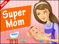Super Mom Game - Arcade Games