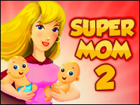 Super Mom 2 Game - Arcade Games