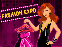 Fashion Expo Game - Dress-Up Games