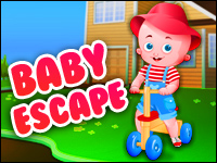 Baby Escape Game - Escape Games