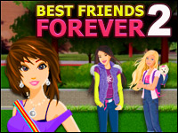 Best Friends Forever 2 Game - Dress-Up Games