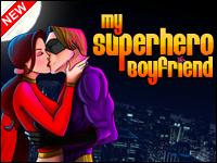 My Superhero Boyfriend Game - Romance Games