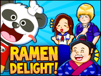 Ramen Delight! The Happy Journey Game - Arcade Games