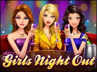 Girls Night Out Game - Make-Up Games