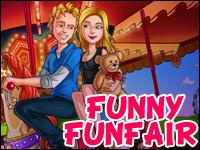 Funny Funfair Game - Funny Games