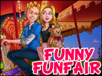 Funny Funfair Game - Funny Games
