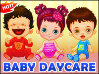 Baby Day Care Game - Tycoon Games