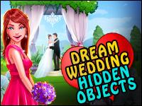Droomhuwelijk Verborgen Voorwerpen Game - Puzzle Games