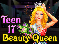 Teen 17 Beauty Queen Game - Puzzle Games
